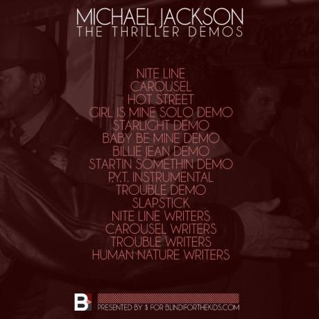 MJ Blind I